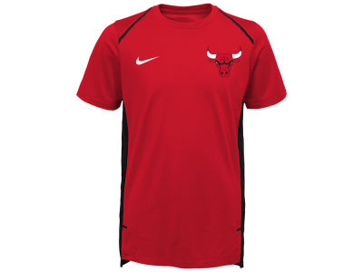 Chicago Bulls Nike NBA Youth Hyper Elite Shooter T- Shirt
