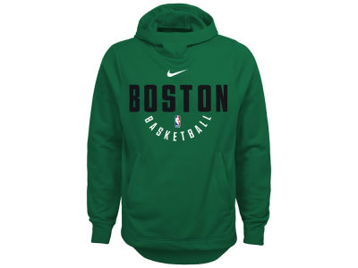 Boston Celtics Nike NBA Youth Elite Practice Hoodie