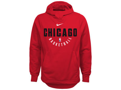Chicago Bulls Nike NBA Youth Elite Practice Hoodie