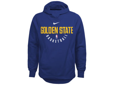 Golden State Warriors Nike NBA Youth Elite Practice Hoodie