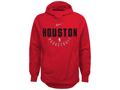 Houston Rockets Nike NBA Youth Elite Practice Hoodie