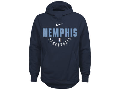 Memphis Grizzlies Nike NBA Youth Elite Practice Hoodie