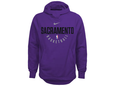 Sacramento Kings Nike NBA Youth Elite Practice Hoodie