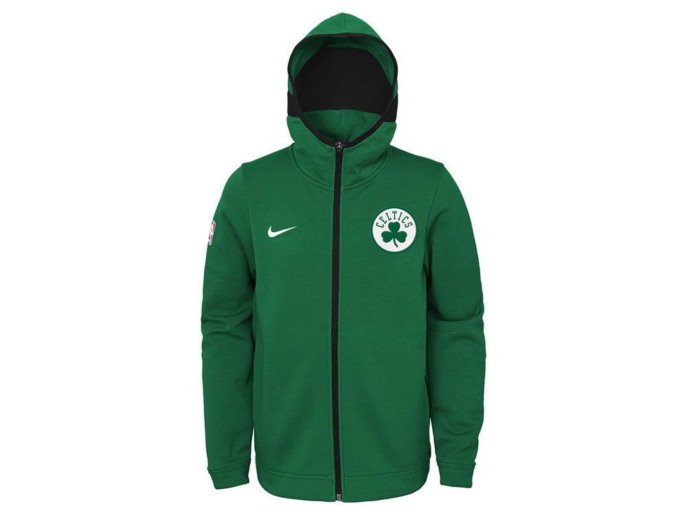 Boston Celtics Nike NBA Youth Showtime Jacket  9eb762542