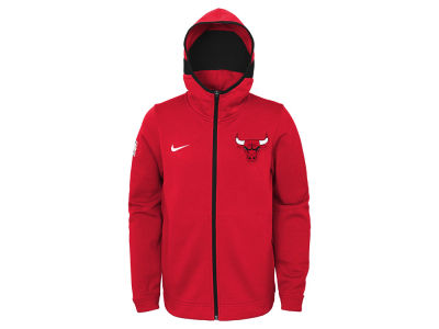 Chicago Bulls Nike NBA Youth Showtime Jacket