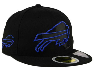 Buffalo Bills New Era NFL State Flective Metallic 59FIFTY Cap