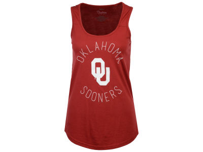 Oklahoma Sooners Pressbox NCAA Women's Valley Tank