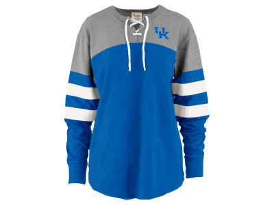 Kentucky Wildcats Pressbox NCAA Women's Power Play Long Sleeve T-Shirt