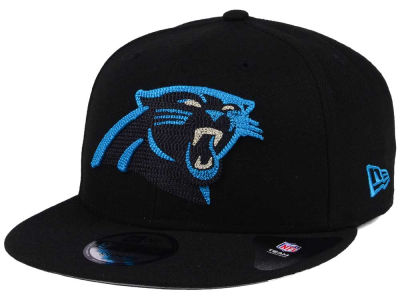 Carolina Panthers New Era NFL Chains 9FIFTY Snapback Cap