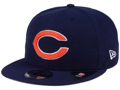 Chicago Bears New Era NFL Chains 9FIFTY Snapback Cap