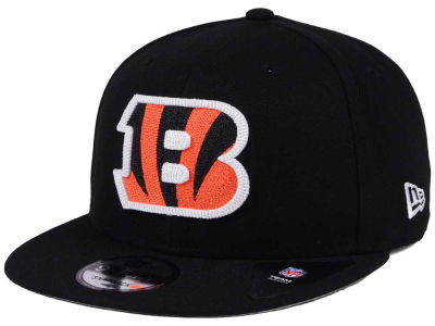 Cincinnati Bengals New Era NFL Chains 9FIFTY Snapback Cap
