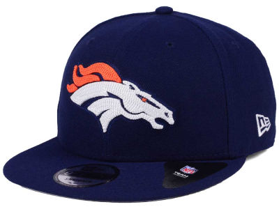 Denver Broncos New Era NFL Chains 9FIFTY Snapback Cap