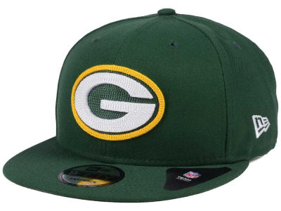Green Bay Packers New Era NFL Chains 9FIFTY Snapback Cap