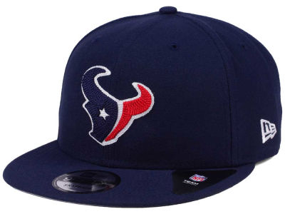Houston Texans New Era NFL Chains 9FIFTY Snapback Cap
