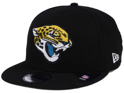 Jacksonville Jaguars New Era NFL Chains 9FIFTY Snapback Cap