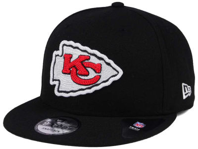 Kansas City Chiefs New Era NFL Chains 9FIFTY Snapback Cap