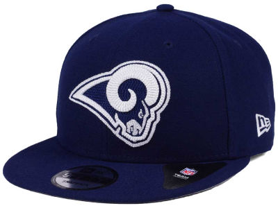 Los Angeles Rams New Era NFL Chains 9FIFTY Snapback Cap