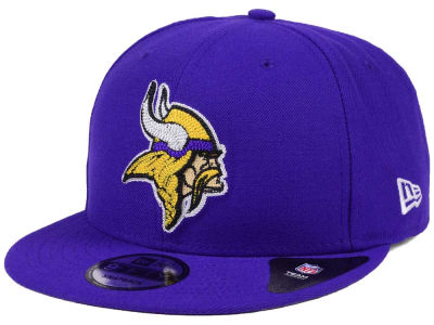 Minnesota Vikings New Era NFL Chains 9FIFTY Snapback Cap