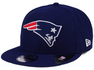 New England Patriots New Era NFL Chains 9FIFTY Snapback Cap