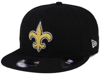New Orleans Saints New Era NFL Chains 9FIFTY Snapback Cap