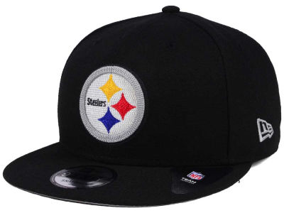 Pittsburgh Steelers New Era NFL Chains 9FIFTY Snapback Cap