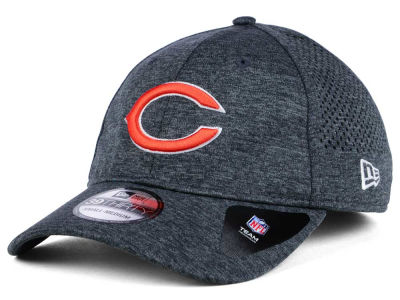 detailed look fb189 a587d Chicago Bears New Era NFL Shadow Tech 39THIRTY Cap