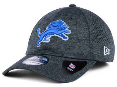 Detroit Lions New Era NFL Shadow Tech 39THIRTY Cap