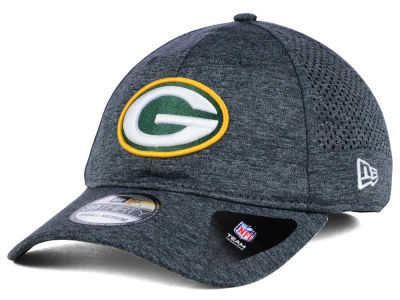 Green Bay Packers New Era NFL Shadow Tech 39THIRTY Cap