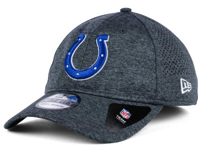 Indianapolis Colts New Era NFL Shadow Tech 39THIRTY Cap