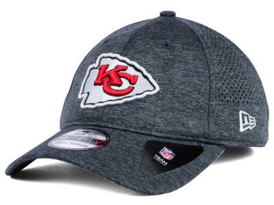 Kansas City Chiefs New Era NFL Shadow Tech 39THIRTY Cap