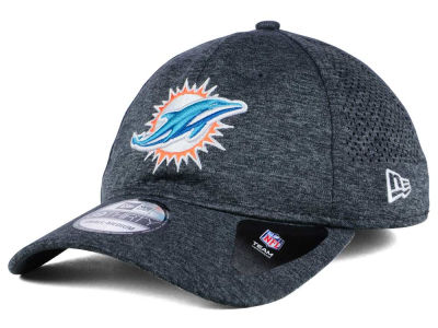 Miami Dolphins New Era NFL Shadow Tech 39THIRTY Cap
