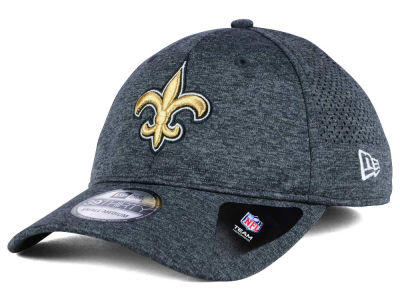 New Orleans Saints New Era NFL Shadow Tech 39THIRTY Cap