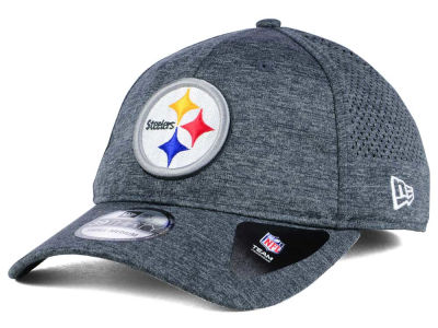 Pittsburgh Steelers New Era NFL Shadow Tech 39THIRTY Cap