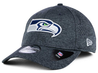 Seattle Seahawks New Era NFL Shadow Tech 39THIRTY Cap