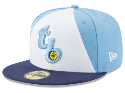 Tampa Bay Rays New Era MLB Turn Back The Clock 59FIFTY Cap