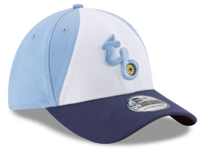 Tampa Bay Rays New Era 2017 MLB Throw Back Team Collection 39THIRTY Cap