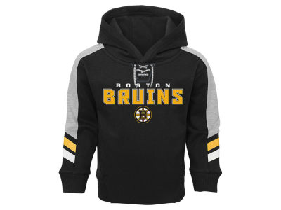 Boston Bruins Outerstuff NHL Toddler Power Forward Pant Set