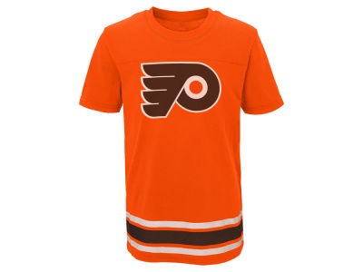 Philadelphia Flyers Outerstuff NHL Youth Captain T-Shirt