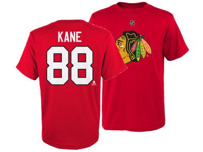 Chicago Blackhawks Patrick Kane Outerstuff NHL Youth Player T-Shirt