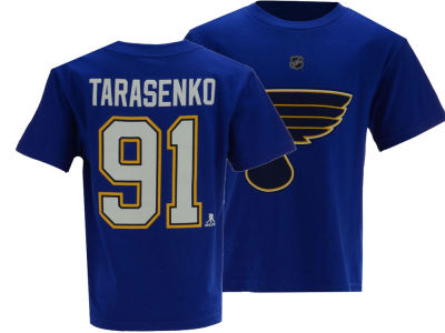 St. Louis Blues Vladimir Tarasenko Outerstuff NHL Youth Player T-Shirt