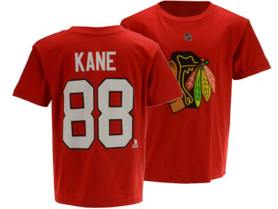 Chicago Blackhawks Patrick Kane Outerstuff NHL Toddler Player T-Shirt