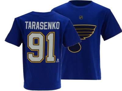St. Louis Blues Vladimir Tarasenko Outerstuff NHL Toddler Player T-Shirt