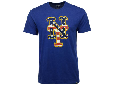 New York Mets '47 MLB Men's Americana Star T-Shirt
