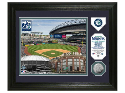 Seattle Mariners Photo Mint Coin-Bronze