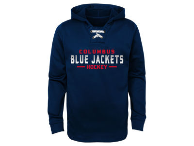 Columbus Blue Jackets Outerstuff 2017 NHL Youth Hockey Hoodie