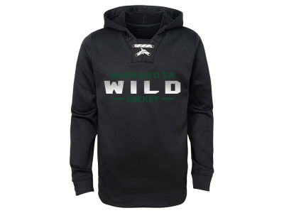 Minnesota Wild Outerstuff 2017 NHL Youth Hockey Hoodie