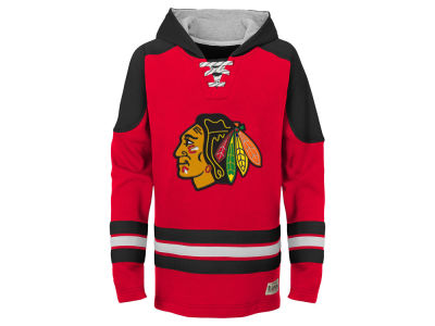 Chicago Blackhawks Outerstuff NHL Youth Legendary Hoodie