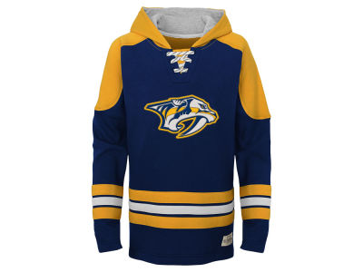 Nashville Predators Outerstuff NHL Youth Legendary Hoodie