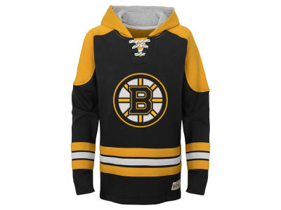 Boston Bruins Outerstuff NHL Youth Legendary Hoodie