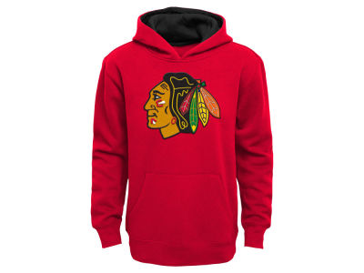 Chicago Blackhawks Outerstuff NHL Youth Prime Hoodie